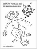 FP_Monkey_printable_coloring pages