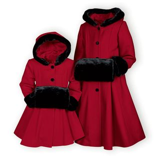 Friday Fashion Tip - Holiday Coats for Little Girls make great ...