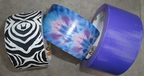 Color-duct-tape crafts-for-girls