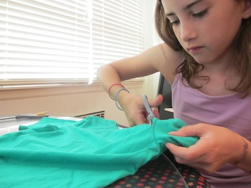 T-shirt-crafts-for-girls-13