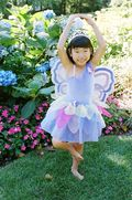 Fairy-wings-costume