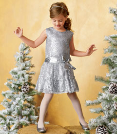 Little girls christmas dresses-ff