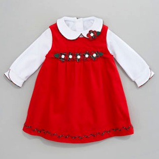 Little girls christmas dresses-nm