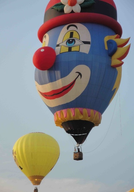 Balloon-festivals