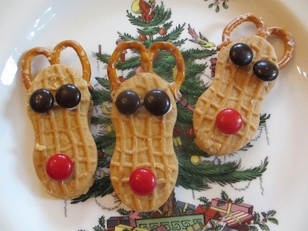 Christmas-cookie-reindeer