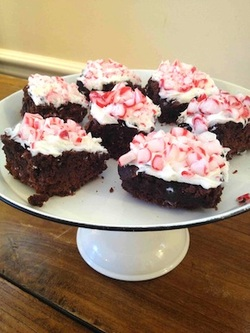 Christmas-treat-pepermint-brownies